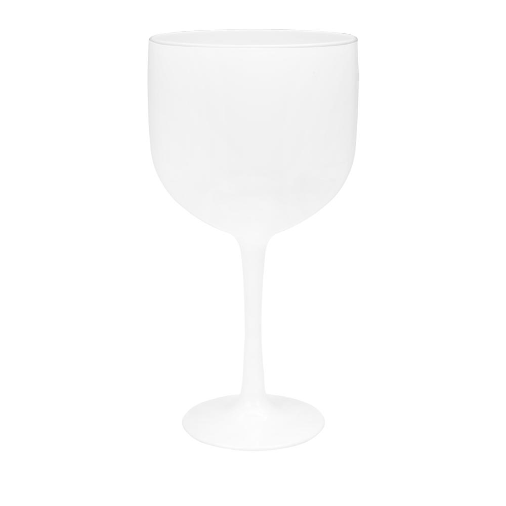 Taça De Gim Branco