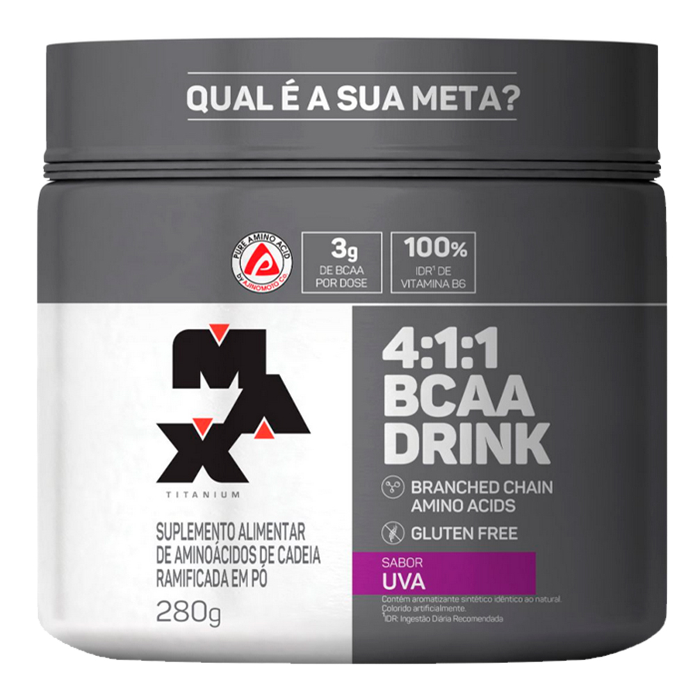 BCAA 4:1:1  Drink  280G MaxTitanium
