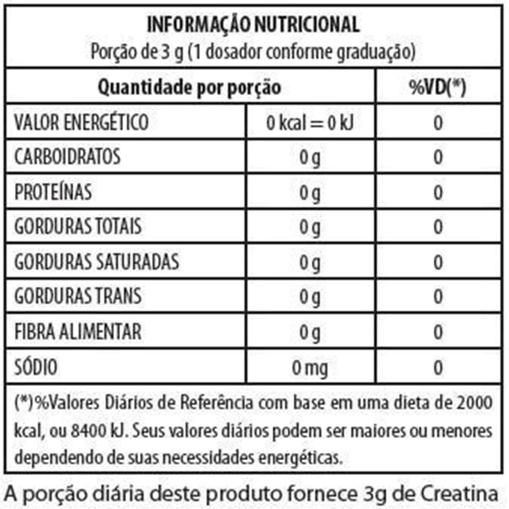 Creatina  - 150G  integralmedica