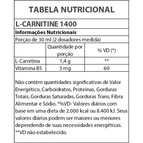 L-Carnitine 1400 - Atlhetica
