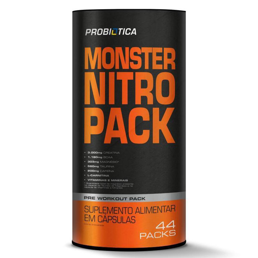 Monster Nitro Pack 44 packs - Probiótica