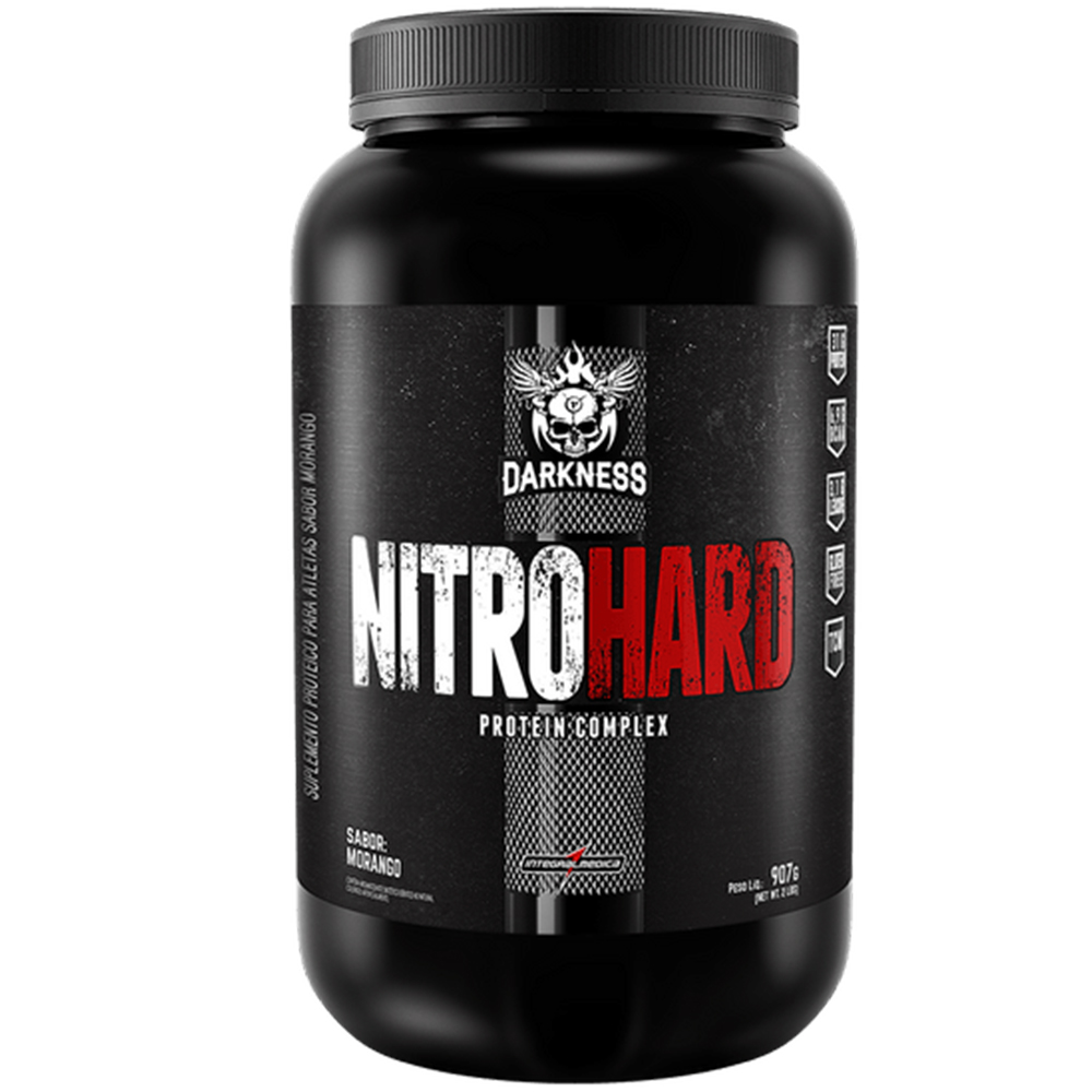 Nitro Hard Whey 907g
