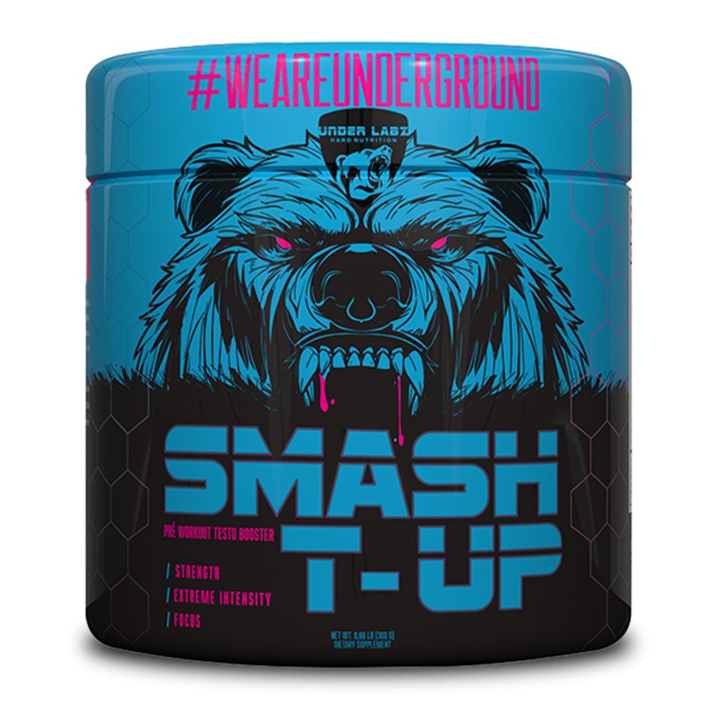 PRÉ-TREINO SMASH T-UP (300G) - UNDER LABZ