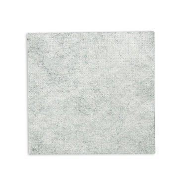 Curatec Carvão Ativado com Prata Recortável - 10 cm x 10 cm - 1 unidade