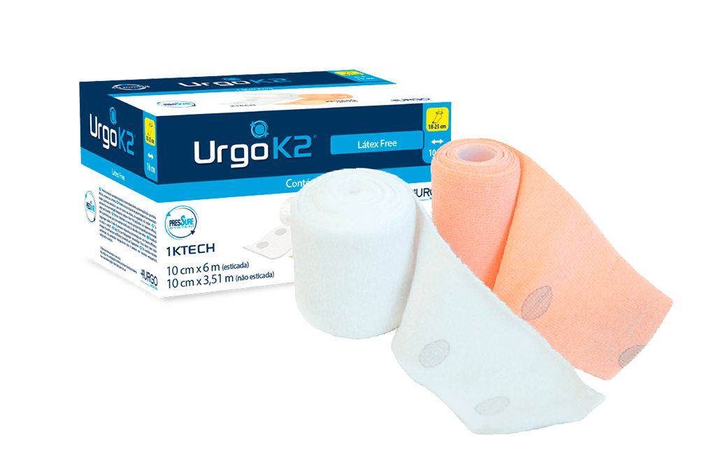 Urgo K2 18x25cm – Terapia compressiva multicamada