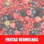 Essência Concentrada 100ml Frutas Vermelhas