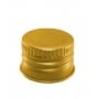 Tampa Alumínio Sem Furo 20/410 Dourado
