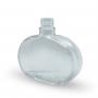 Vidro 300ml Jolie C/ Tp. Difusor Premium + Vareta Fibra