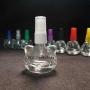 Vidro 8ml Gatinha C/ Válvula Spray Cor:Transparente