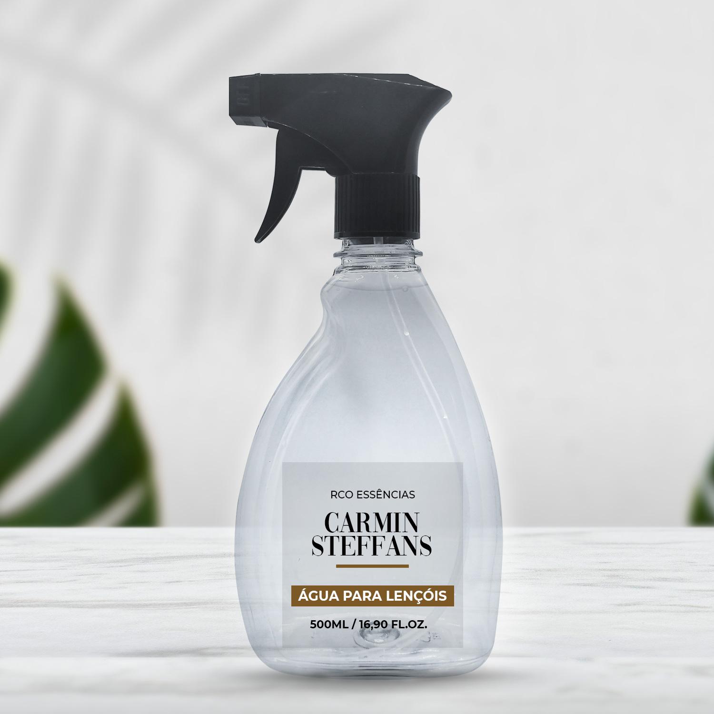 Água Perfumada Para Tecidos 500ml - Carmin Steffans
