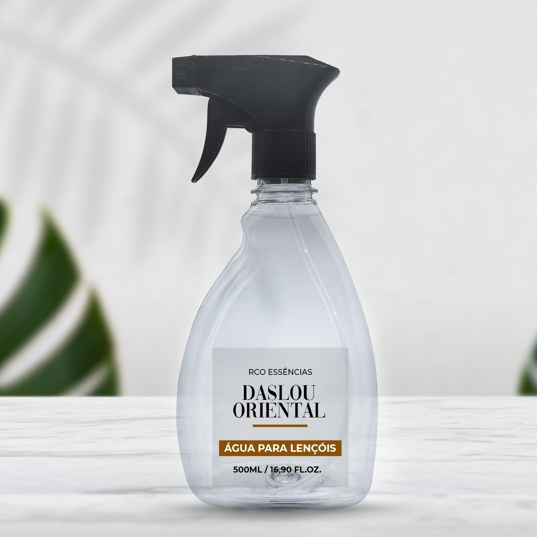 Água Perfumada Para Tecidos 500ml - Daslou Oriental