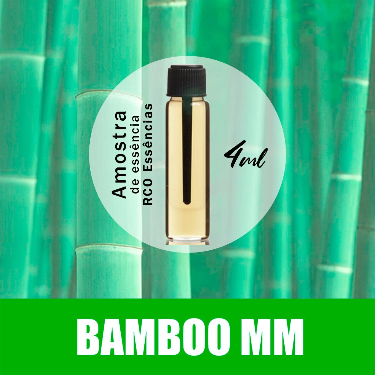 Amostra Essência - Bamboo MM