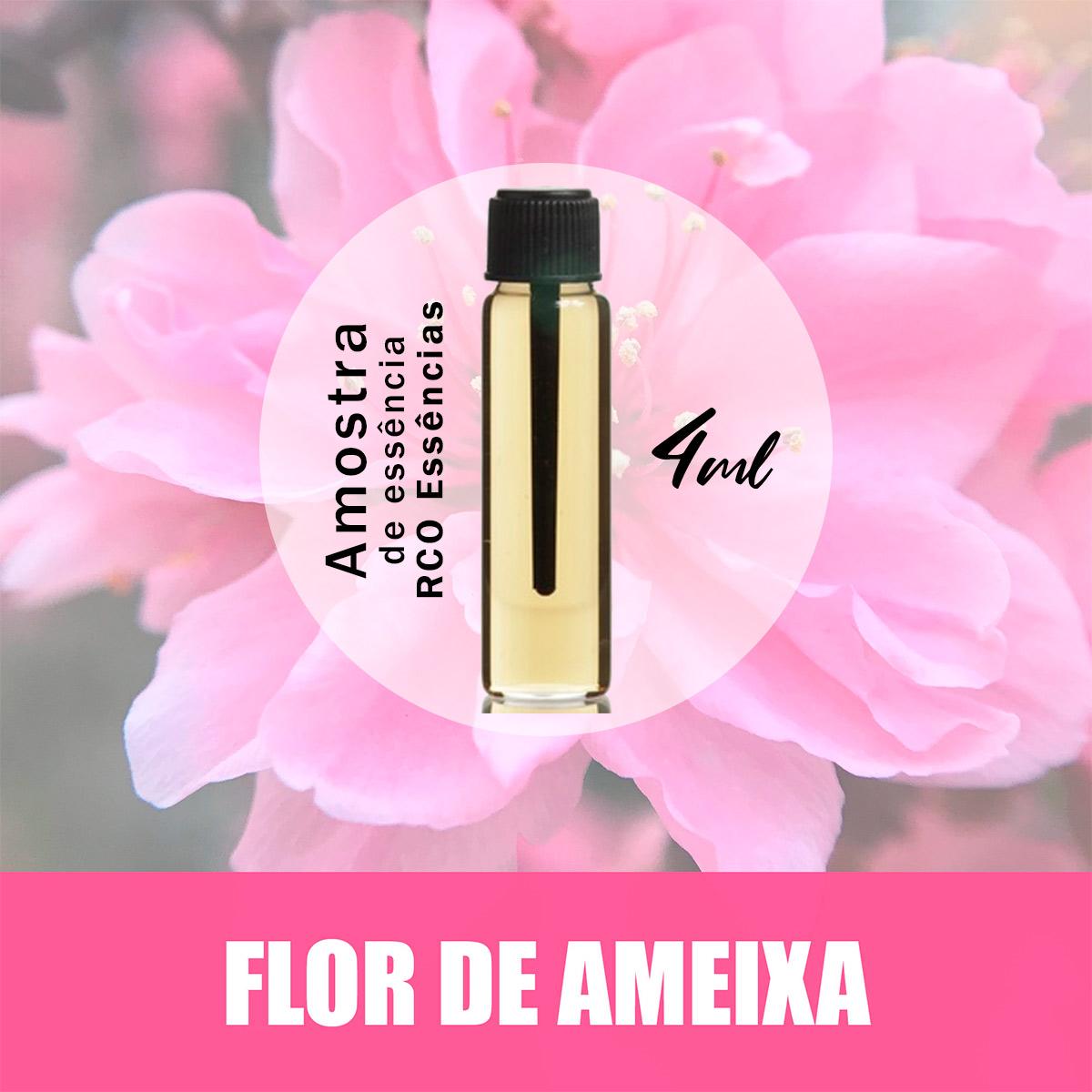 Amostra Essência - Flor de Ameixa