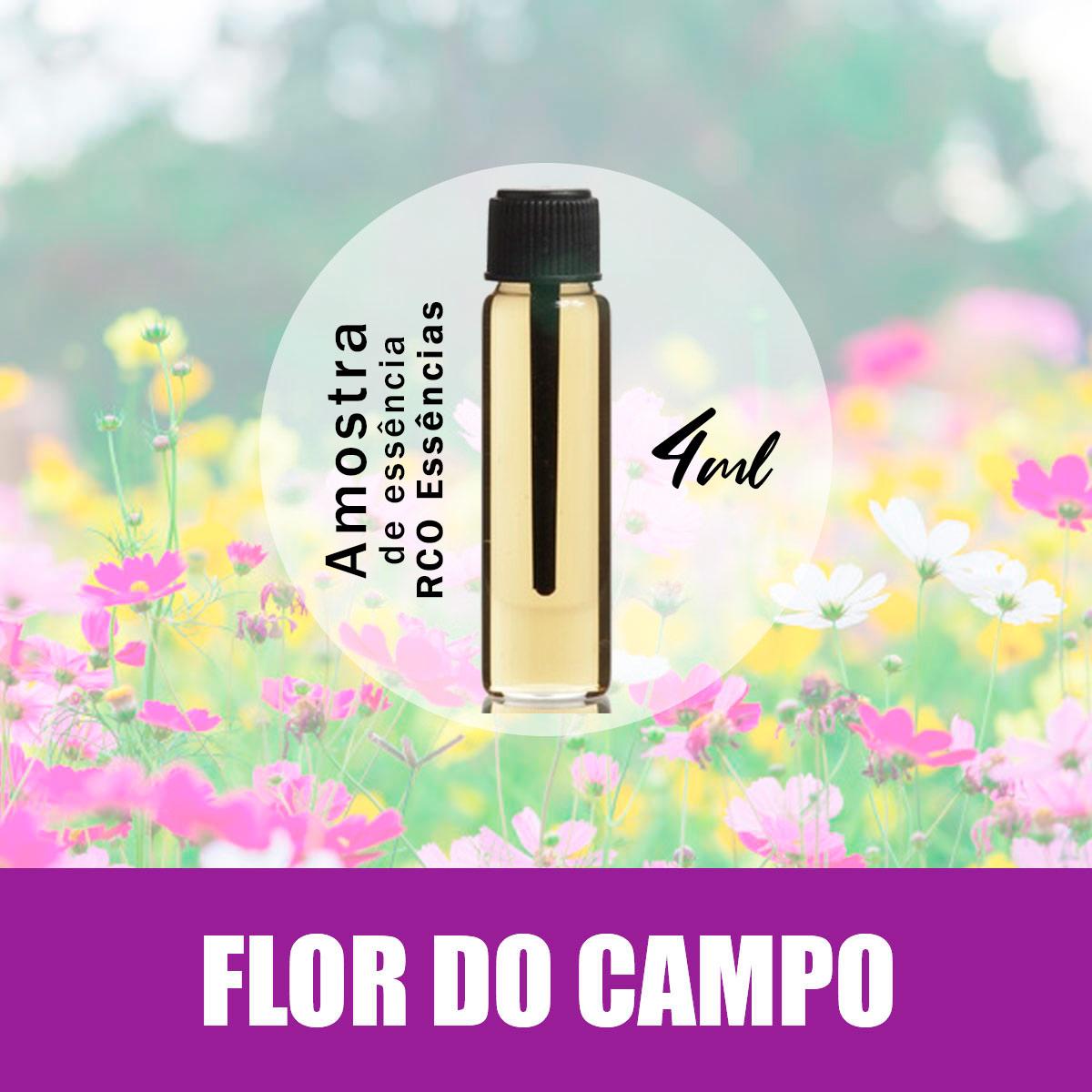 Amostra Essência - Flor do Campo