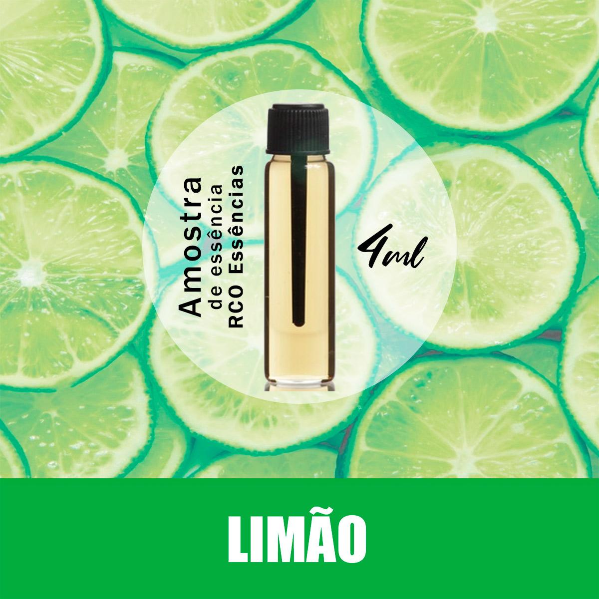 Amostra Essência - Limão
