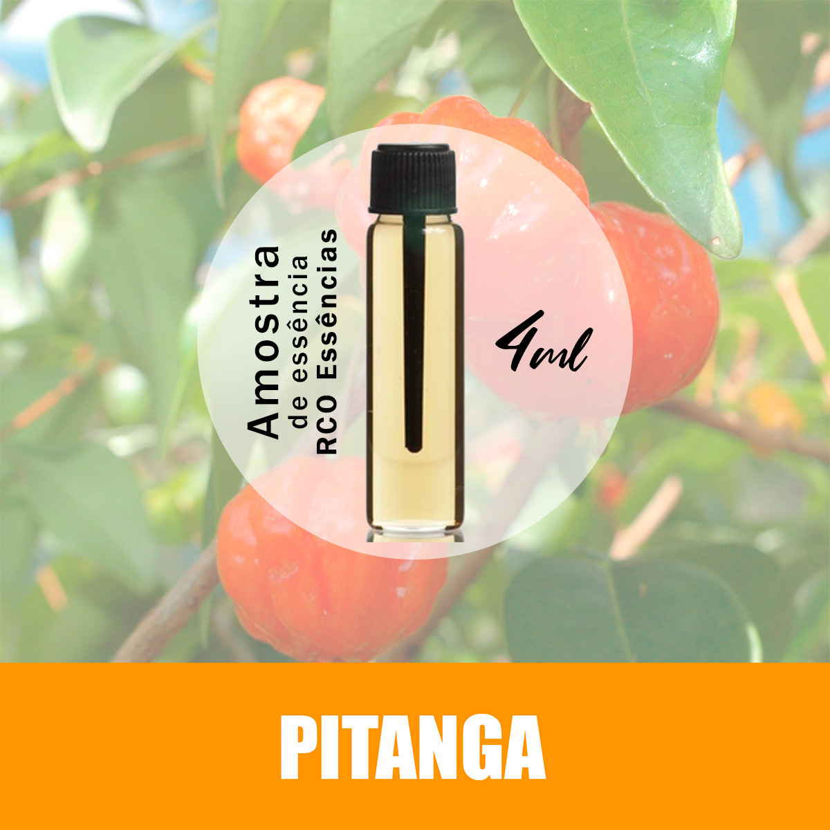 Amostra Essência - Pitanga