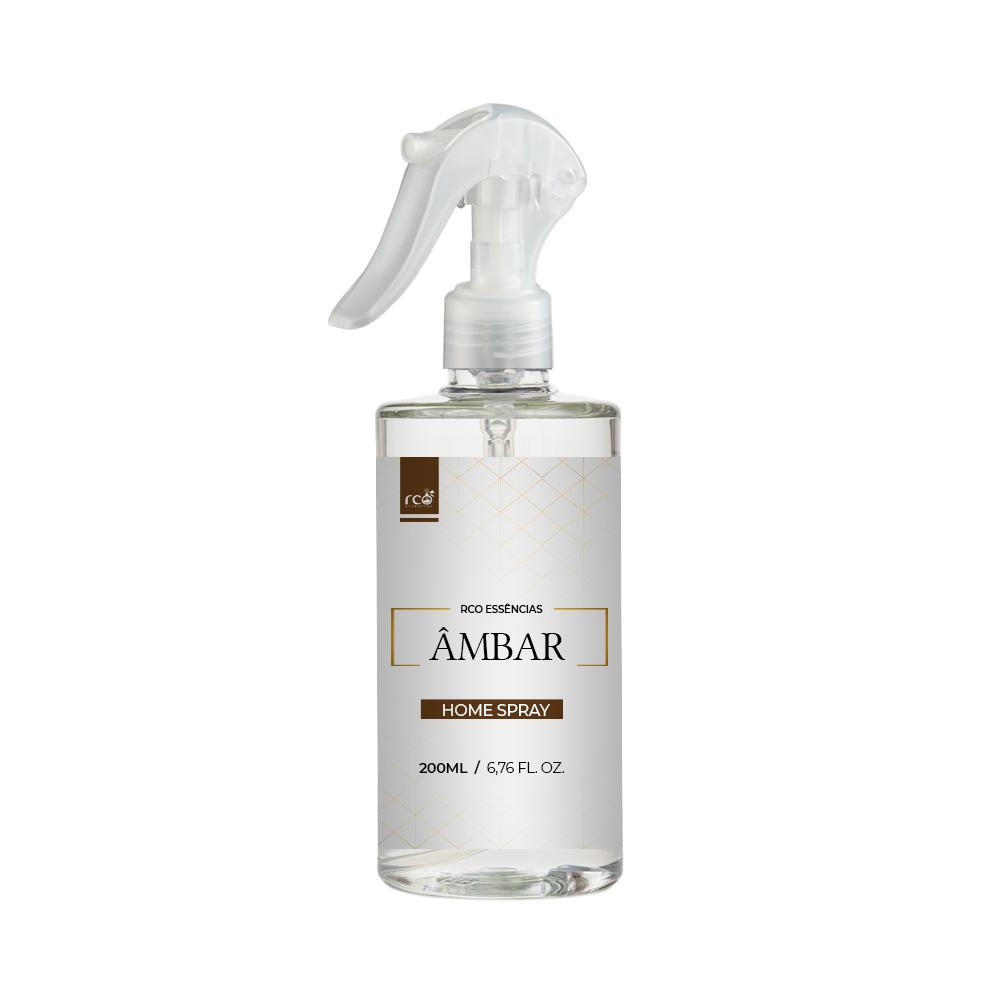Aromatizador De Ambientes Home Spray 200ml - Âmbar