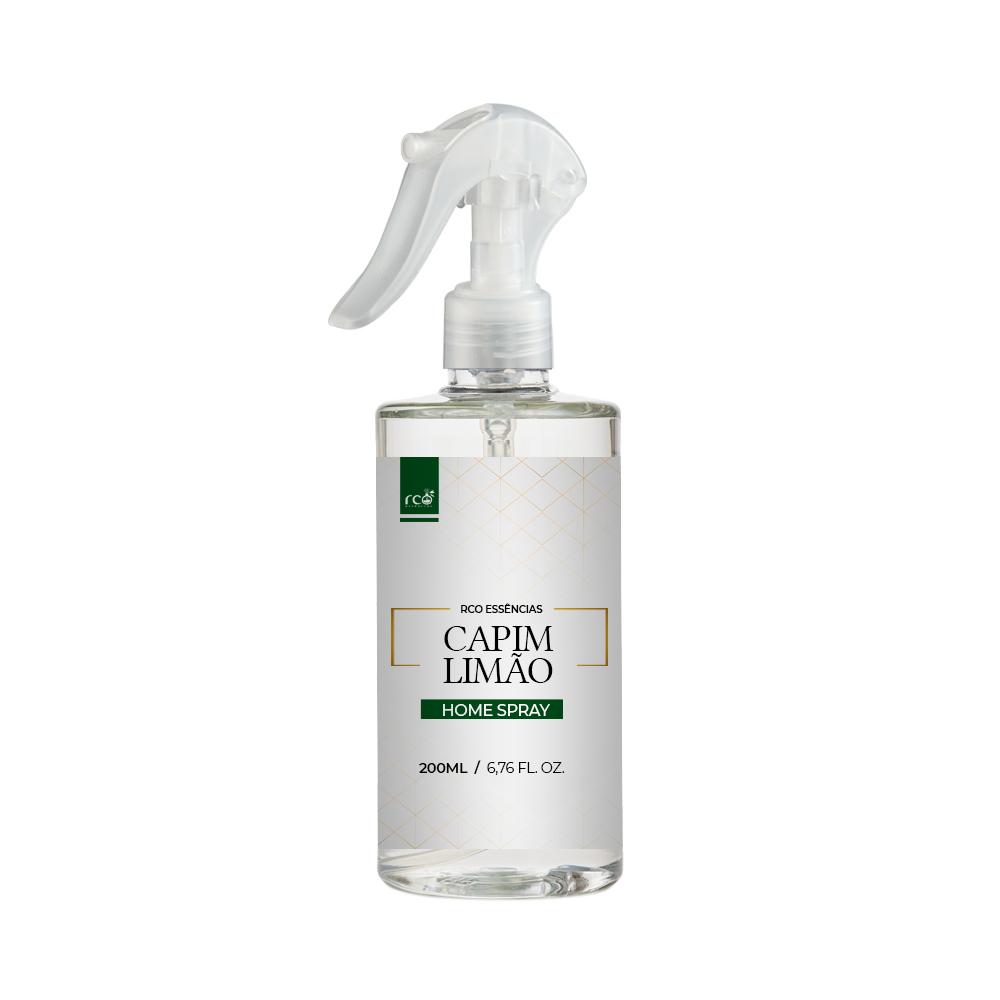 Aromatizador De Ambientes Home Spray 200ml - Capim Limão