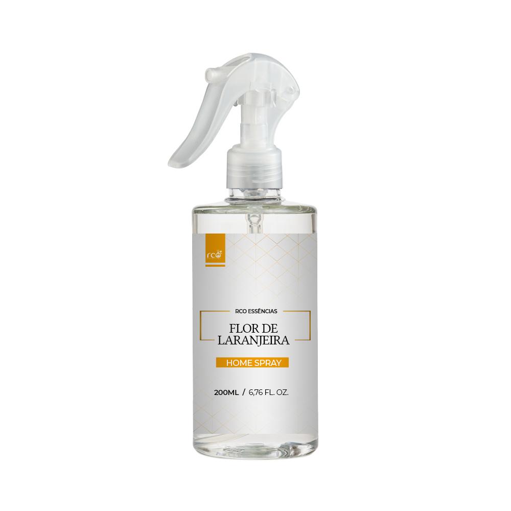 Aromatizador De Ambientes Home Spray 200ml - Flor de Laranjeira