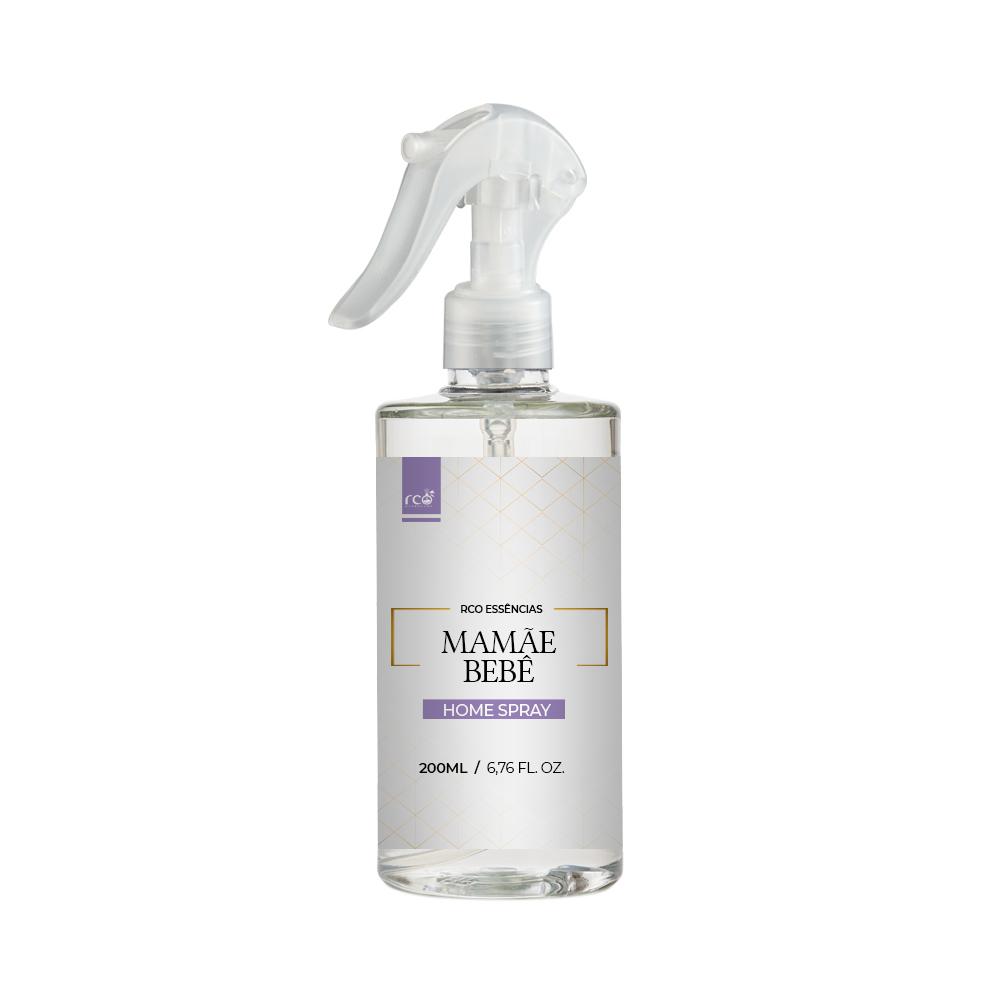 Aromatizador De Ambientes Home Spray 200ml - Mamãe e Bebê