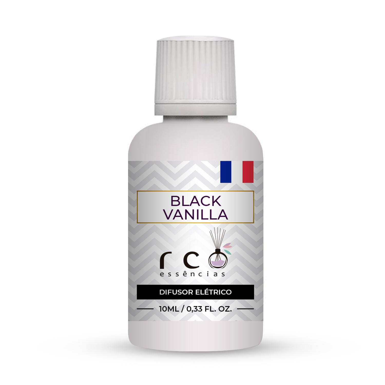 Essência Pura 10ml Para Difusor Elétrico - Black Vanilla
