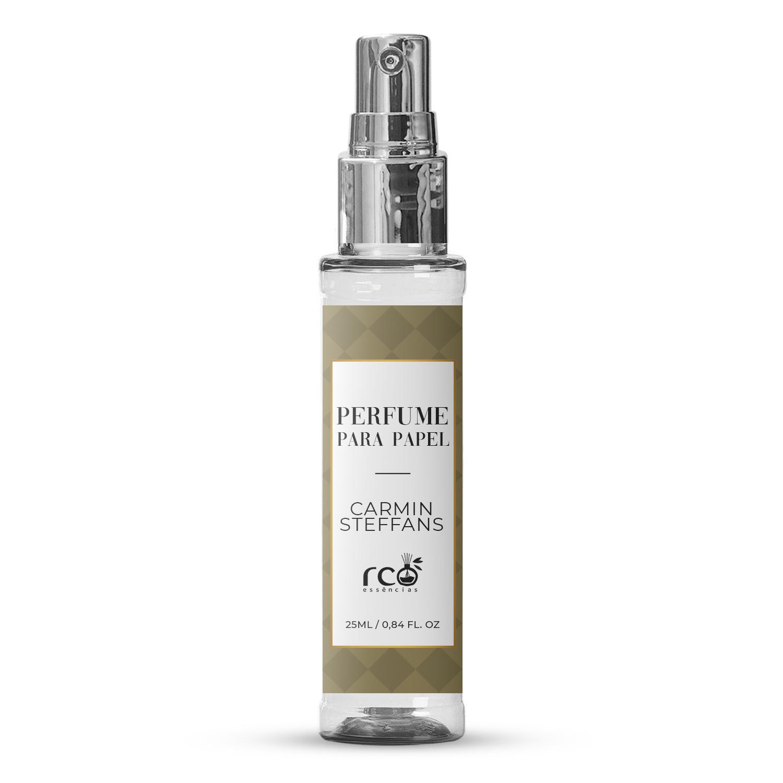 Perfume Para Papel 25ml Rco - Carmin Steffans