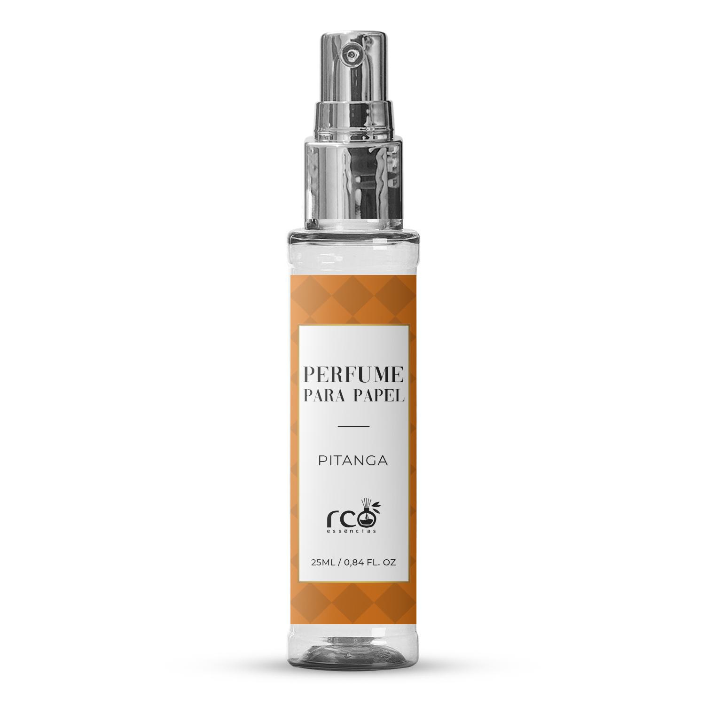 Perfume Para Papel 25ml Rco - Pitanga
