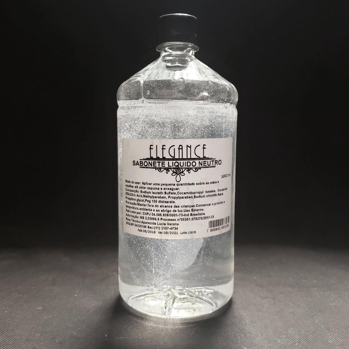 Sabonete Liquido Neutro 1L