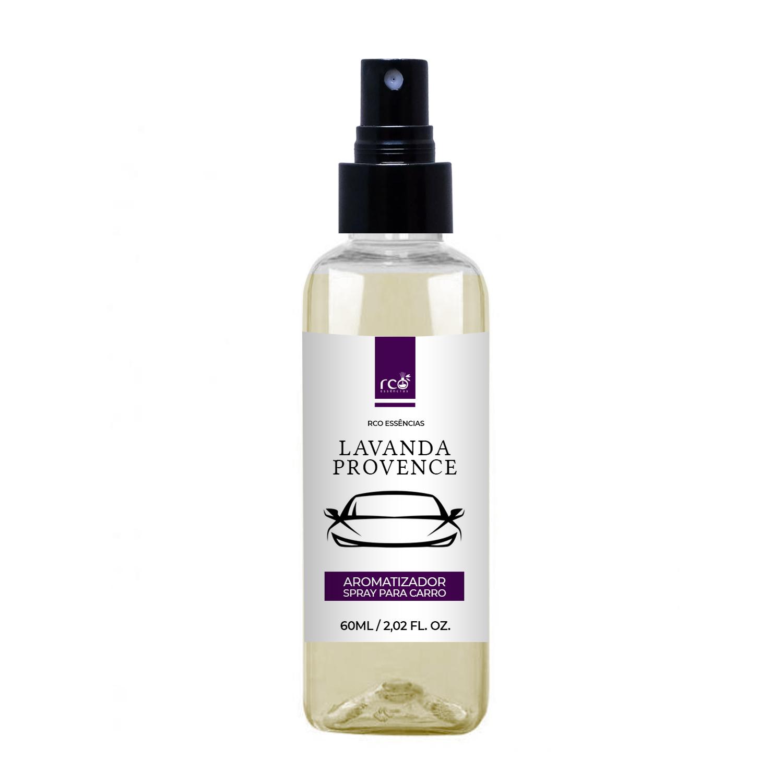 Spray Aromatizador Automotivo 60ml - Provence