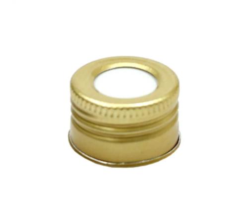 Tampa Alumínio Difusora 18/410 Dourado