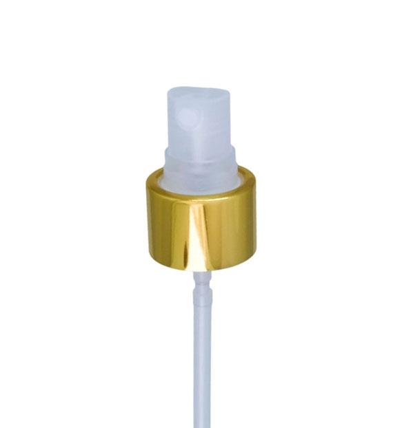 Válvula Spray Saia Cromada 28/410 Dourada