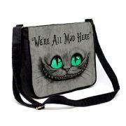 Bolsa Capanga Gato De Cheshire - Gato Alice