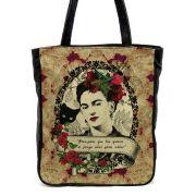 Bolsa de ombro Frida Colagem