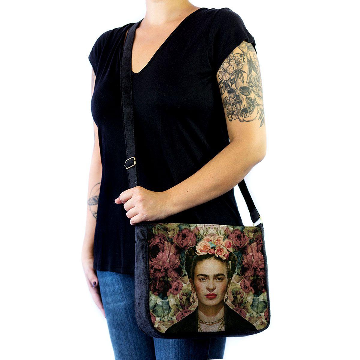 Bolsa Capanga Frida Floral