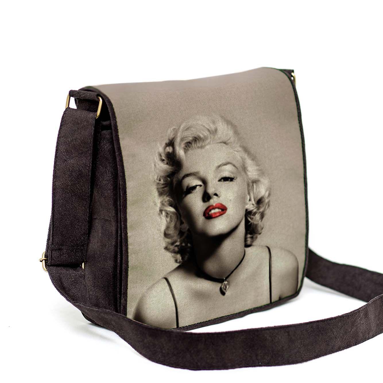 Bolsa Capanga Marilyn Monroe