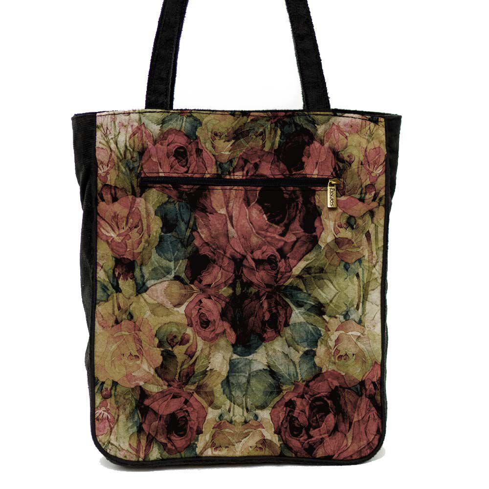 Bolsa de ombro Frida Floral
