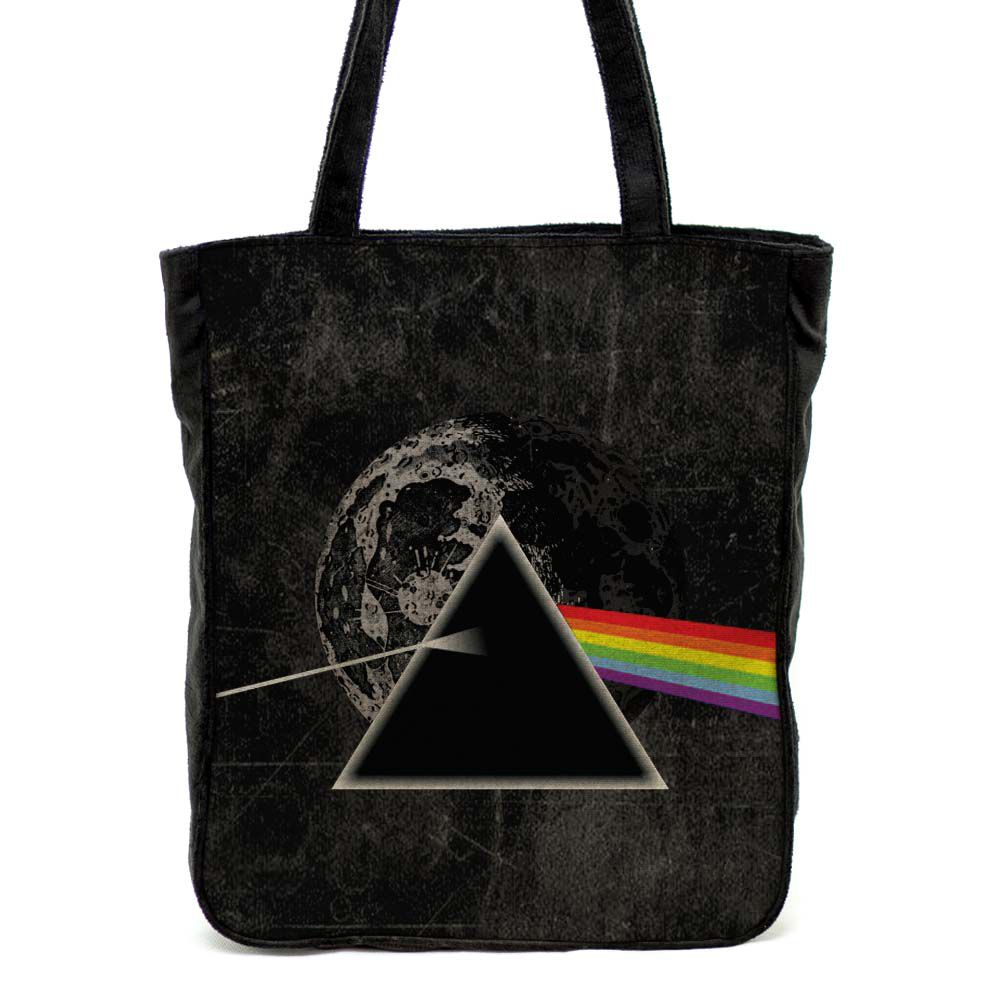 Bolsa de ombro The Dark Side - Pink Floyd