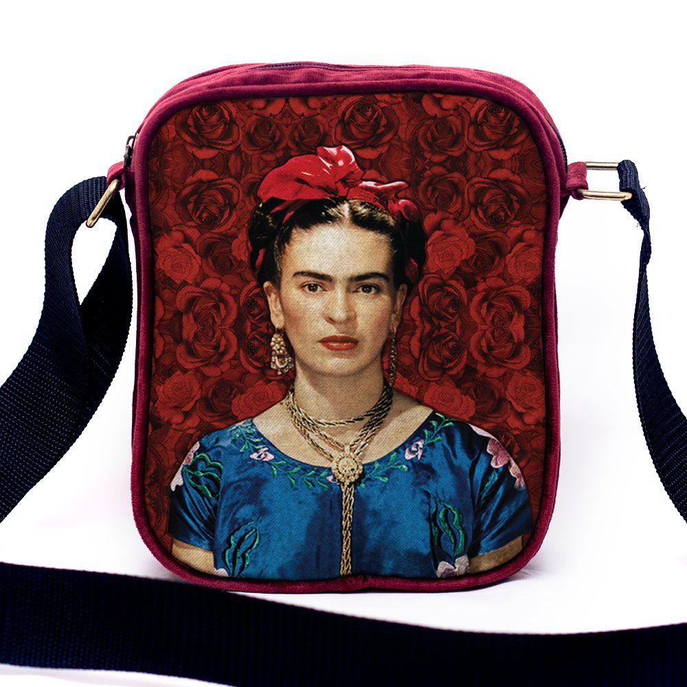 Bolsa Urbana Frida Vermelha