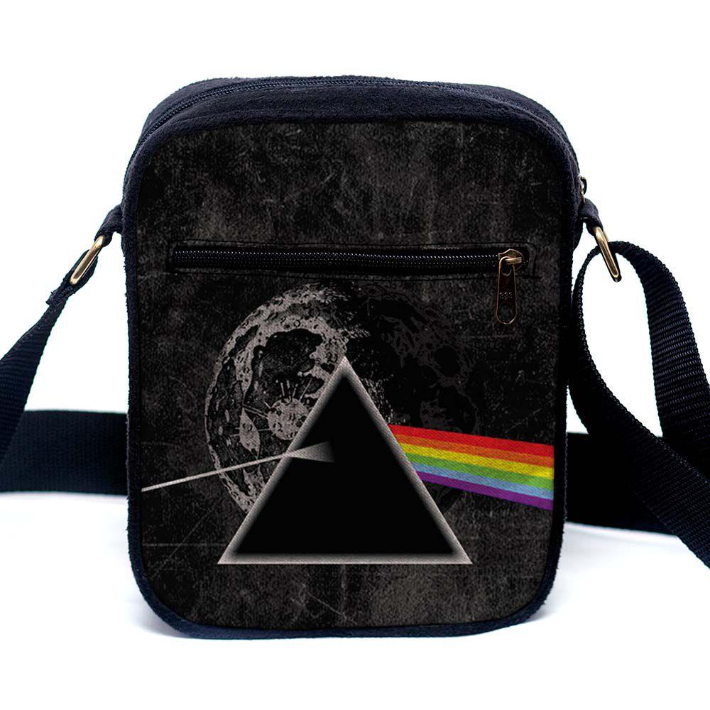 Bolsa Urbana Pink Floyd - Dark Side