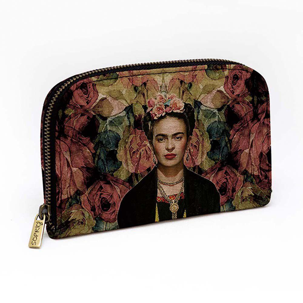 Carteira Frida Floral