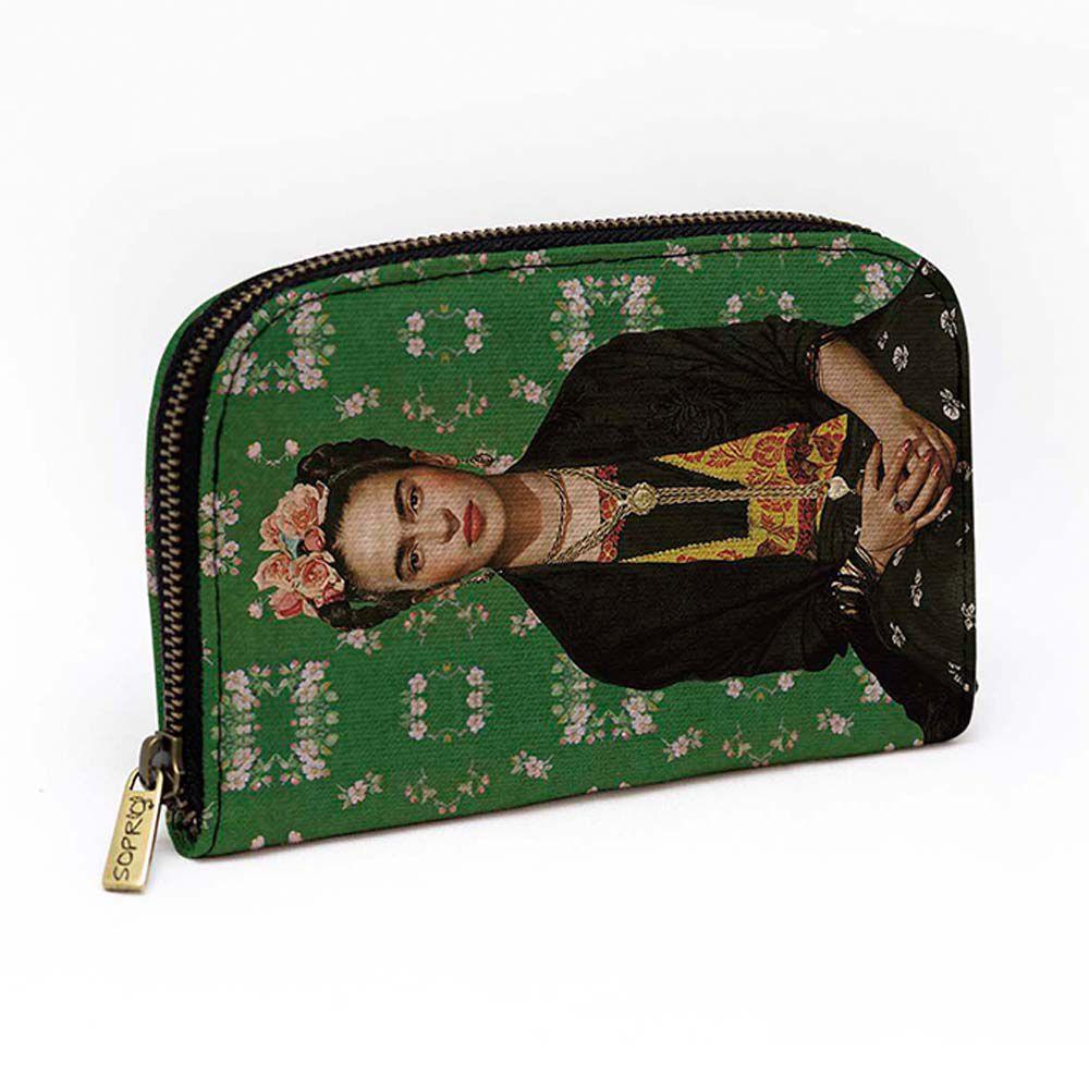Carteira Frida Kahlo