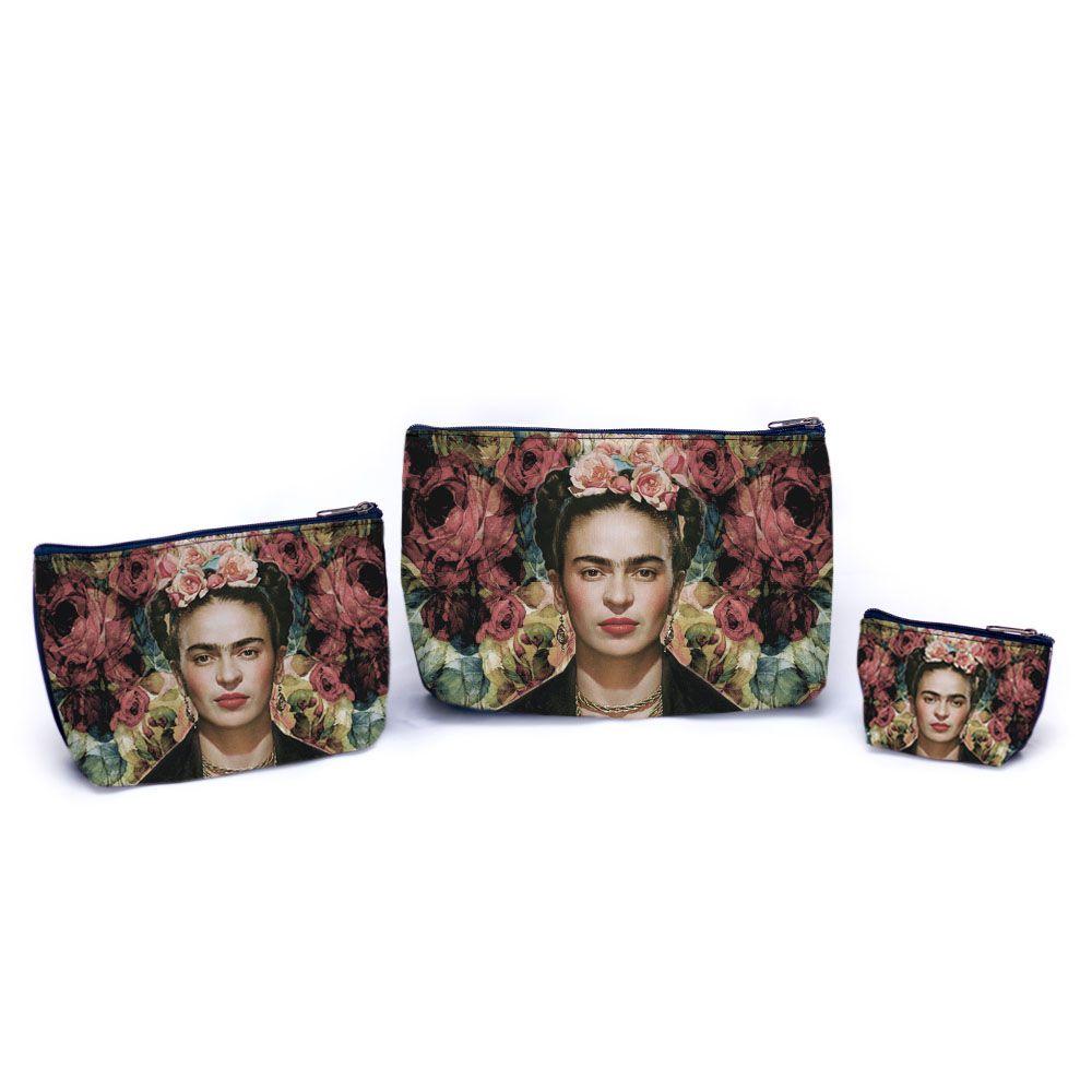 Kit de necessaires Frida Floral