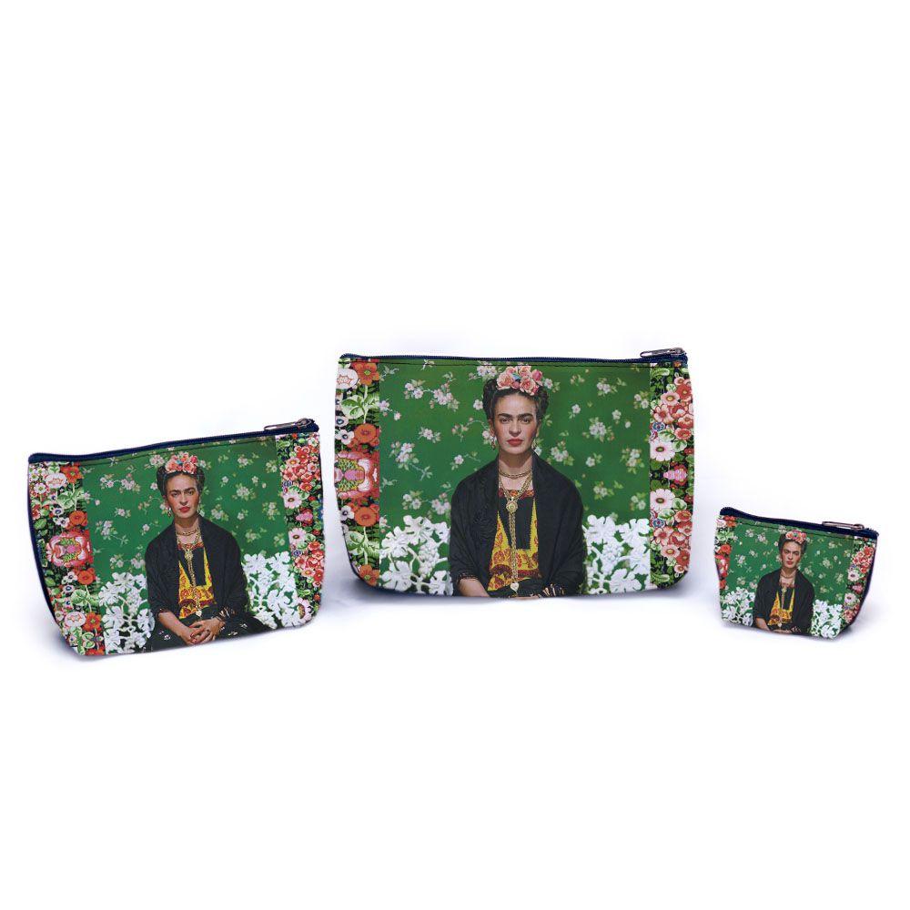 Kit de necessaires Frida Kahlo