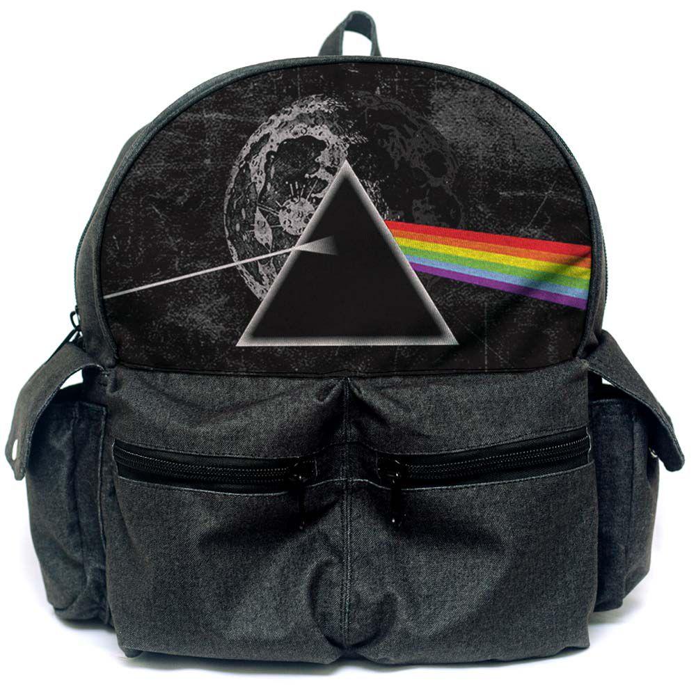 Mochila Pink Floyd – The Dark Side of the Moon
