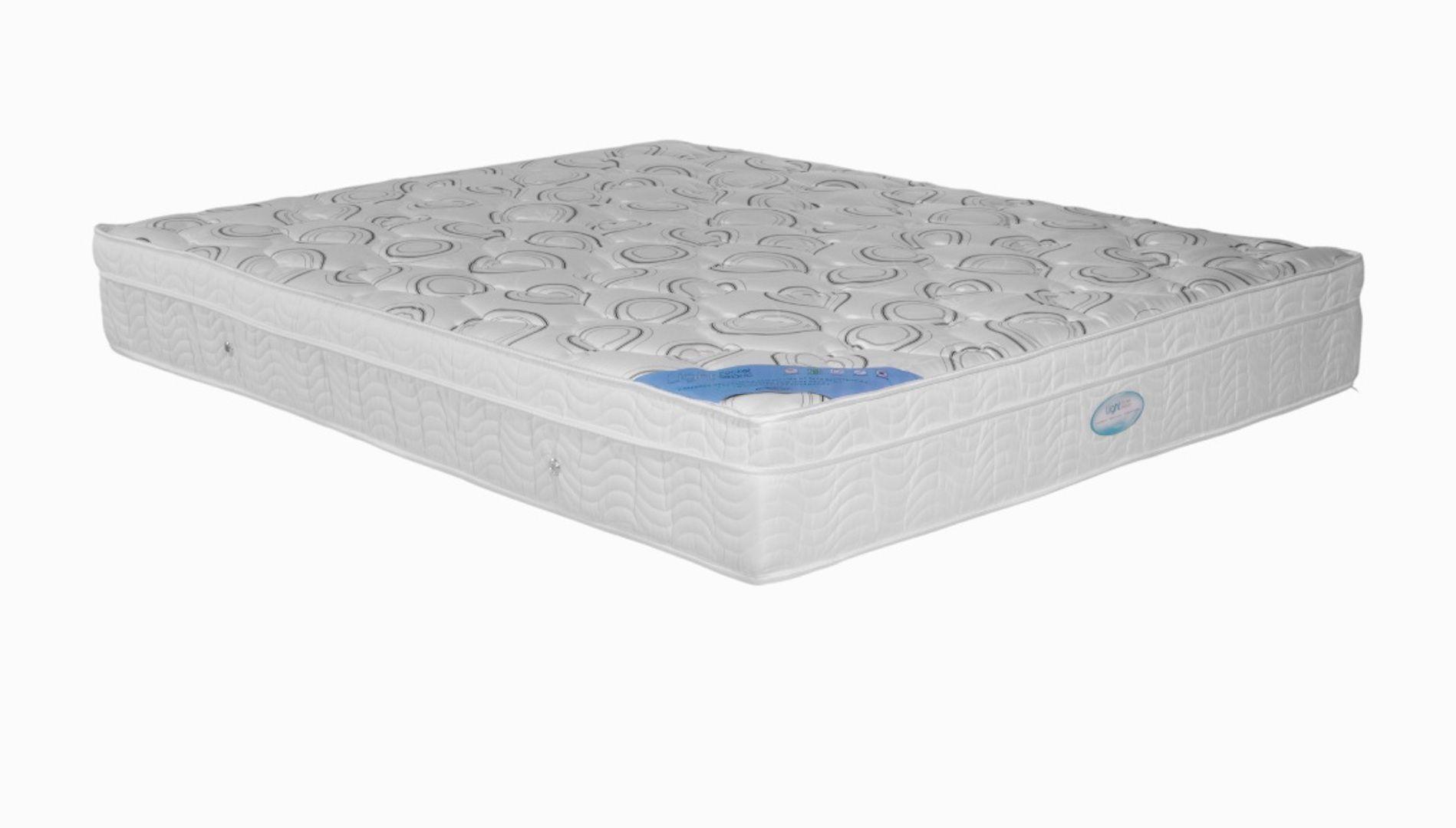 COLCHÃO ORTOBOM SUPERPOCKET SELADO WHITE CASAL (138x188x27cm)