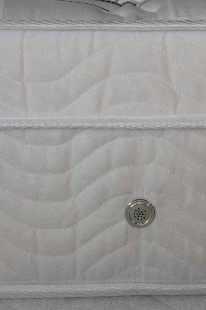 COLCHÃO ORTOBOM SUPERPOCKET SELADO WHITE SOLTEIRO (88x188x27cm)