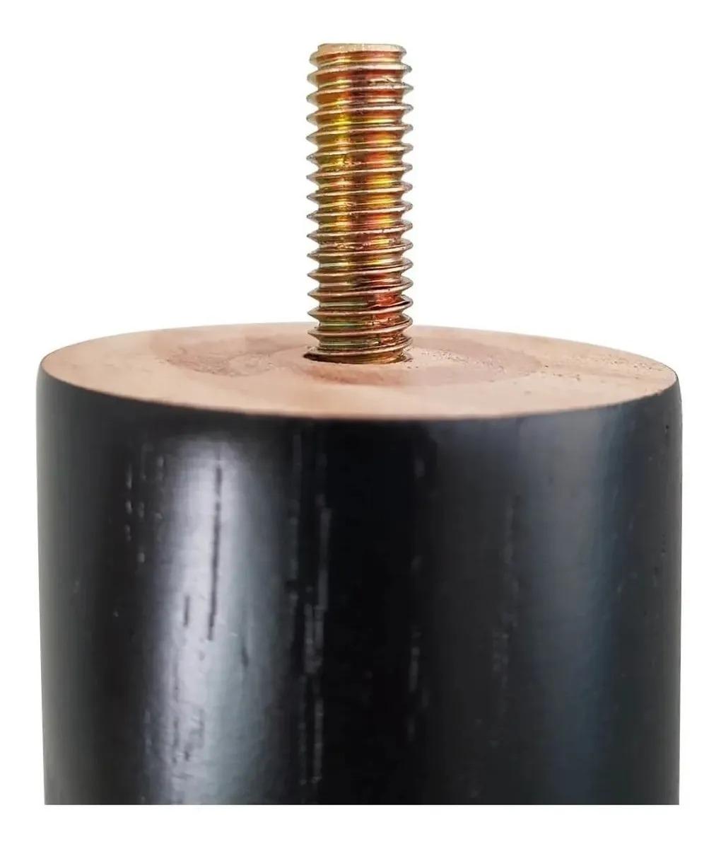 KIT DE 6 PÉS PARA CAMA BOX - 6cm