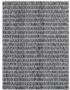 TAPETE AMARA  DARK ASH 2,00X2,50m