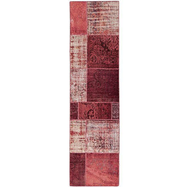 Passadeira Patchwork Carpet 1345 0,84X3,10