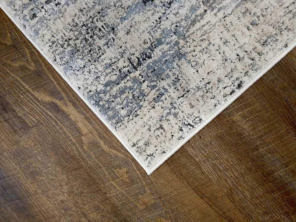 Tapete Abstrato 3 Creme Noble 1,00X1,40m